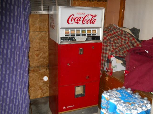 fashioned soda machine