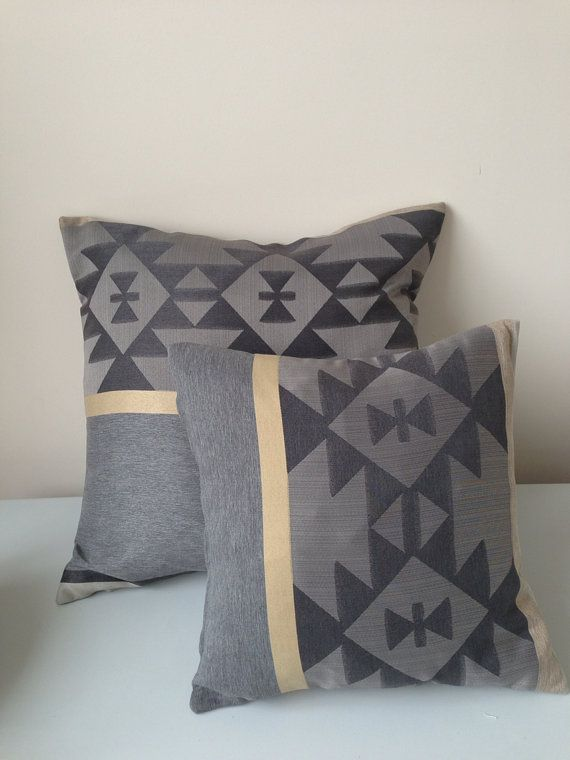 Aztec Pillow Cover - Fall Home Decor - Couch Pillow - Decorative Pillow Cover…