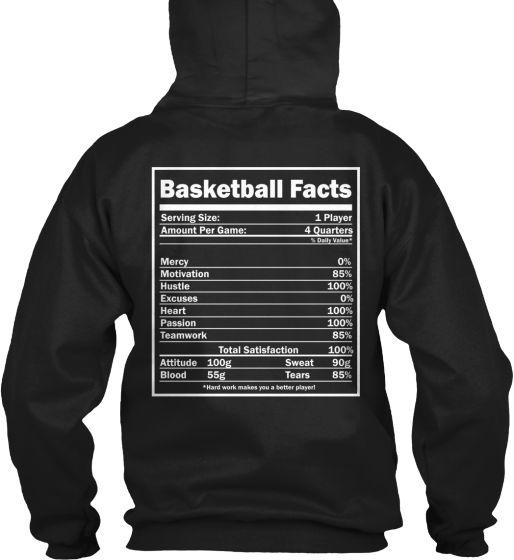 Limited Edition - Basketball Facts | Teespring #basketballfacts