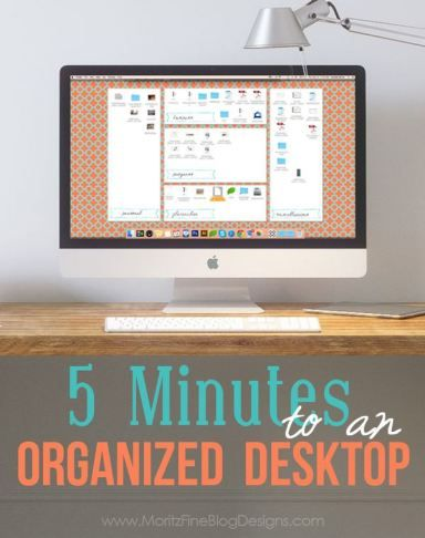 A simple project to organize your office space.