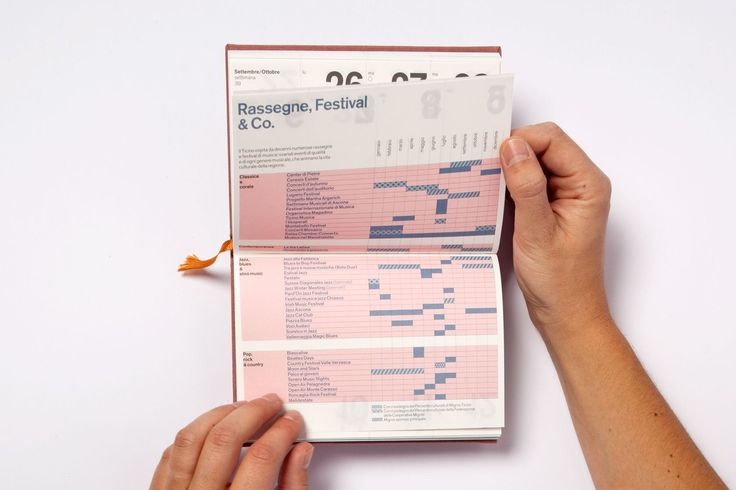 ccrz - Percento culturale Migros - Pocket agenda 2010–11