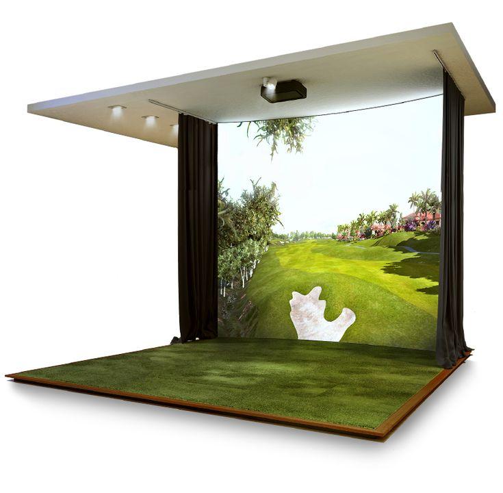 Golf Simulators: Best 25+ Golf Simulators Ideas On Pinterest