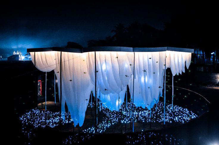 Abin Design Studio · The Pavilion of Canopies · Divisare