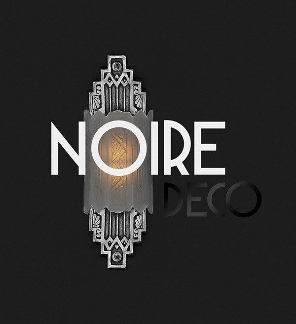 Top The 25+ best Art deco logo ideas on Pinterest | Art deco font, Art  JA76