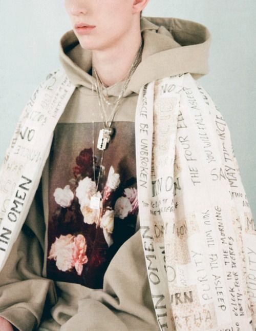 rafsimonsblog:Raf Simons Autumn/Winter 2003 Collection
