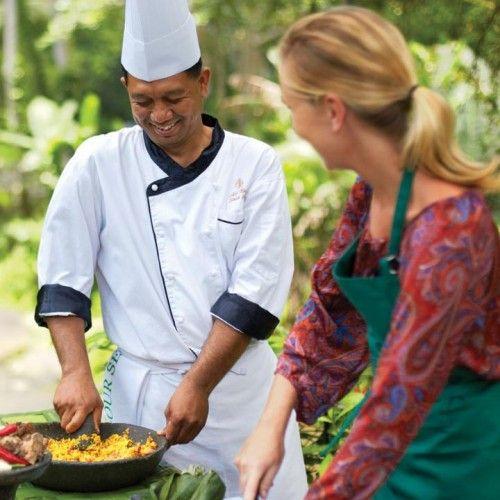 Cooking Class in Ubud Bali