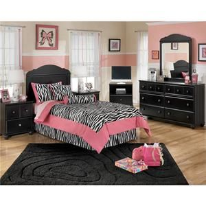 jaidyn 4 piece youth full bedroom set nebraska furniture mart kyla