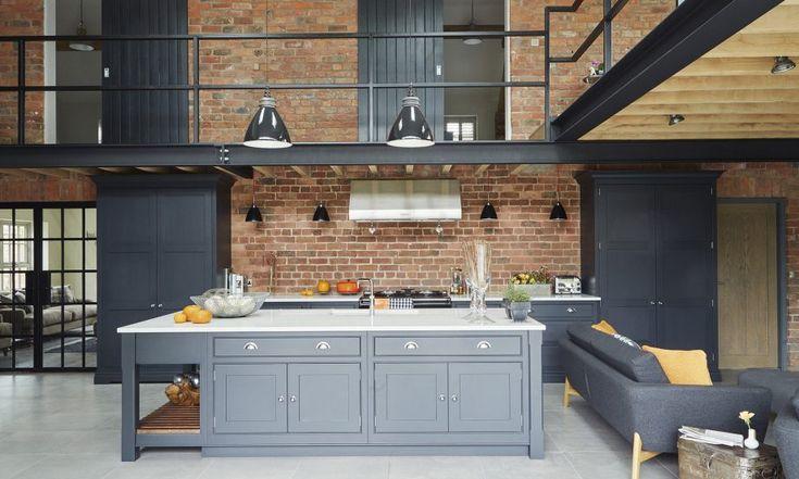 Une grange rénovée façon loft dans le Cheshire - PLANETE DECO a homes world