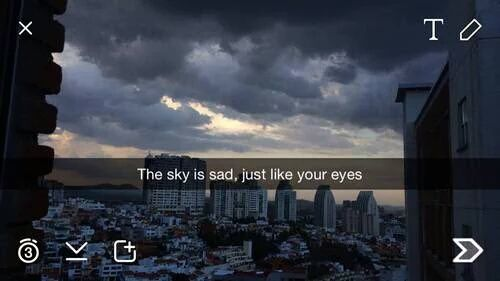 tumblr snapchat quotes - Google Search