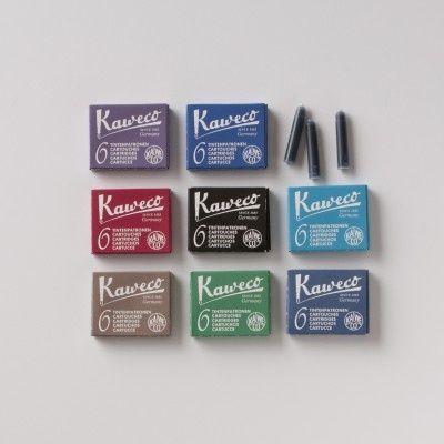 kaweco fountain pen ink refills #thoughtfulashell #socialpreparedness #eggpress