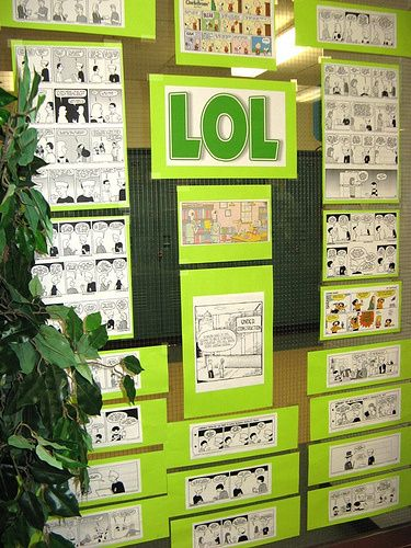 Ideas for Library Displays
