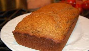 Whole-Wheat Pumpkin Bread