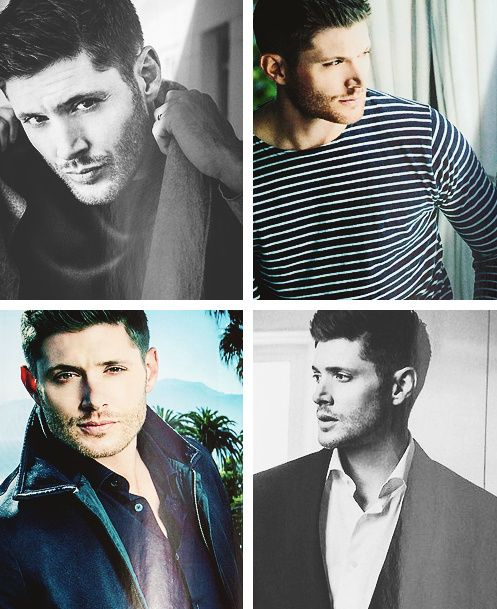 Death by Jensen... I imagine it's a hell of  way to go ;)