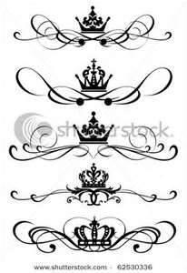 Desenhos De Coroas Para Tatuagens  Arte No Corpo