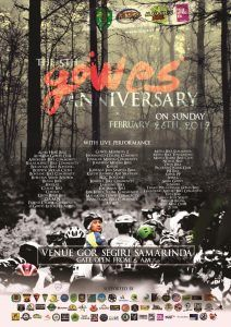 """Minggu, 26 February 2017, 30 KM (Jalur Adventure) Special Event Wana Bike Community. """"GOWES ANNIVERSARY Ke-5 WBC"""" Photo By. Iwan Bt [ngg_images source=""""galleries"""" container_ids=""""88"""" display_type=""""photocrati-nextgen_basic_thumbnails"""" override_thumbnail_settings=""""0"""" thumbnail_width=""""240"""" thumbnail_height=""""160"""" thumbnail_crop=""""1"""" images_per_page=""""20"""" number_of_columns=""""0"""" ajax_pagination=""""0""""..."""