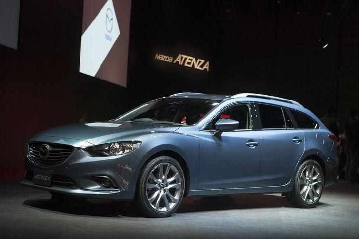 マツダアテンザ / Mazda Atenza Wagon