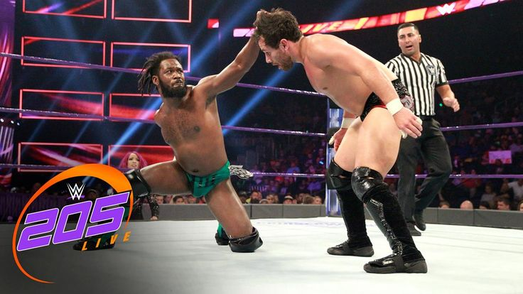 Rich Swann and Noam Dar look to pick up momentum before this Sunday's WWE Extreme Rules, as they pull out ALL THE STOPS on WWE Network's WWE 205 Live!