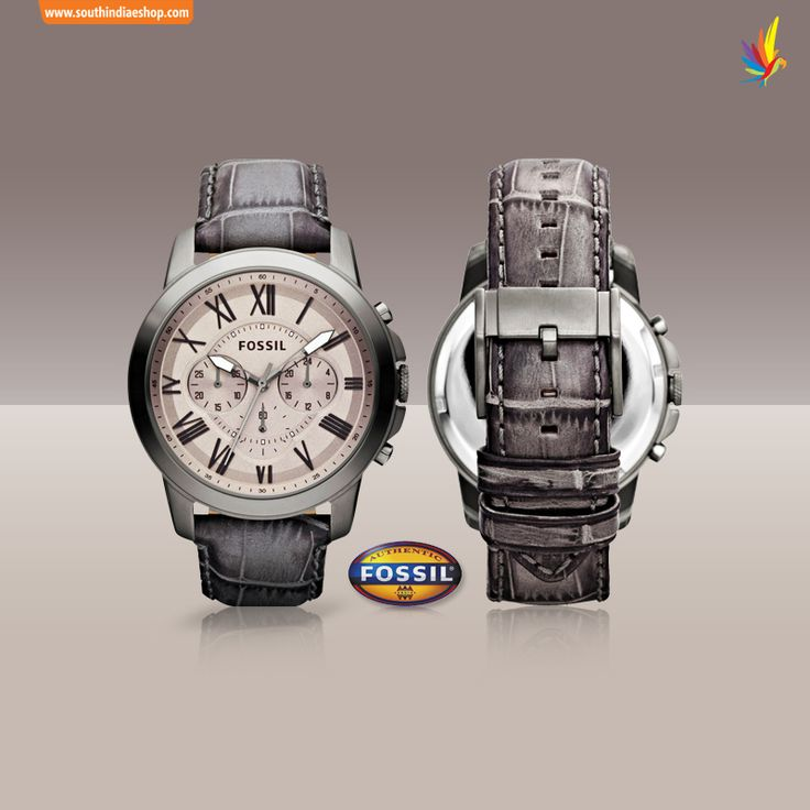 Now own your Favorite #Fossil #watches with wonderful offers @South India Shopping Mall. Visit -  www.southindiaeshop.com