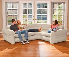 Intex 68575 divano angolo gonfiabile ospiti