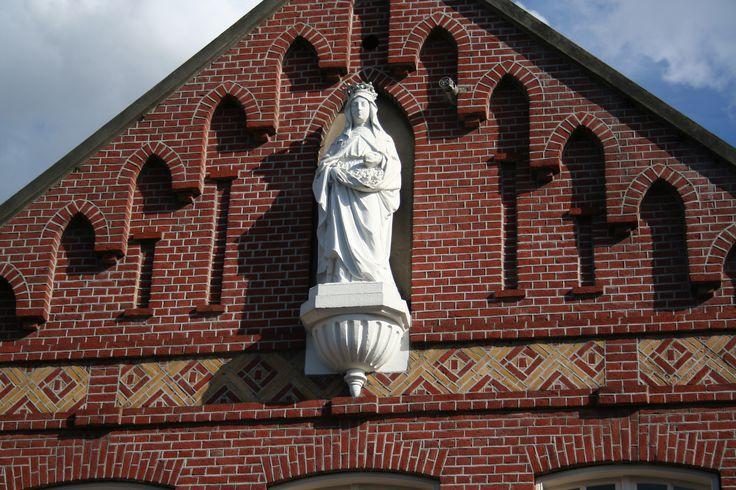 Vincentiusgebouw Geldrop. Fotobijdrage: Historisch Documentatiecentrum.