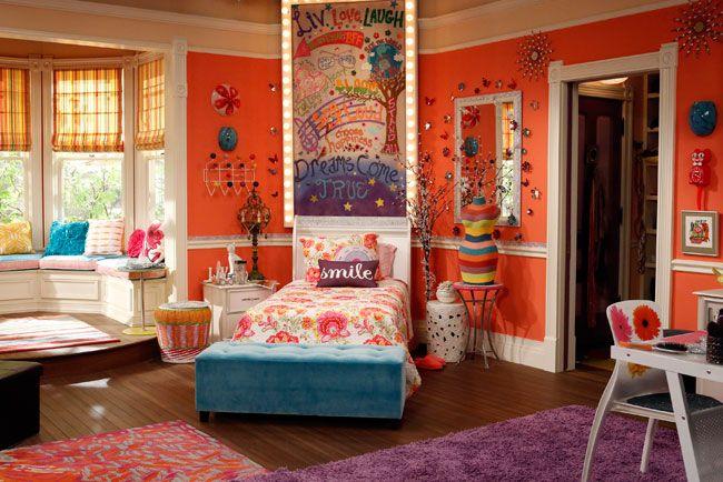 Liv Amp Maddie Disney Channel Bedroom Set Decoration