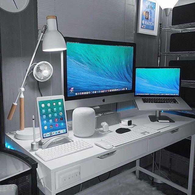 The 9 Best Computer Desks Of 2020 Computer Desk Setup Workspace