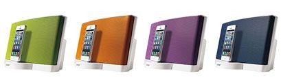 ボーズ、Lightning採用iPodスピーカー「SoundDock Series III」に限定カラー4色