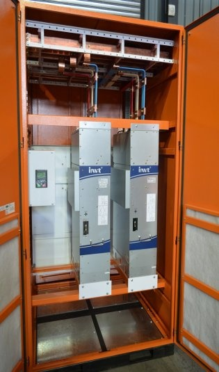 INVT GD800 2700kW VSD   Indusquip Marketing: Electric motors & drives