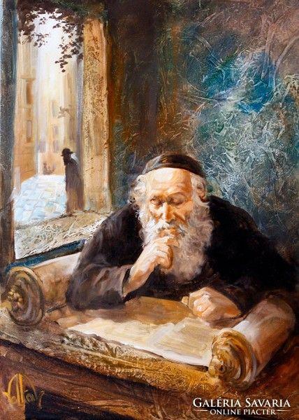 VOLKOV MIHAIL - RABBI