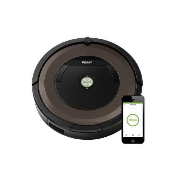Irobot Roomba 890 Wi Fi Connected Vacuuming Robot Irobot Irobot Roomba Robot Vacuum Cleaner