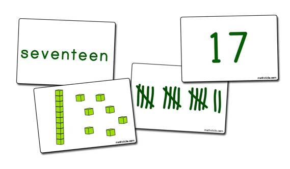 This is a very useful little set of Place Valuecards. Throughout the Summer of 2014 we asked our members for suggestions of maths teaching resources theywould like to see. This was one of them – a way to link Tens and Units with other, different representations of numbers.  The 9 page pdf download features …