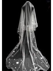 Wedding Veils V-008
