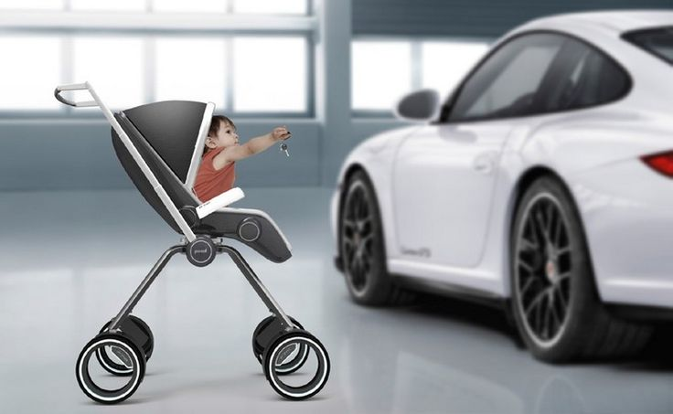 The Porsche Design P'4911 Baby Stroller by Swedish designer Dawid Dawod not only looks right, it also folds compact enough to fit into the trunk of any Porsche. This unique baby stroller was created by Dawid Dawod in cooperation with Porsche Design Studio in Zell am Zee, Austria during his ex­change semester at FH-Joanneum in Graz, Austria. The project was not only a study in high-end materi­als and luxury products, it also required deep in­sight in what Porsche Design stands for as a brand…