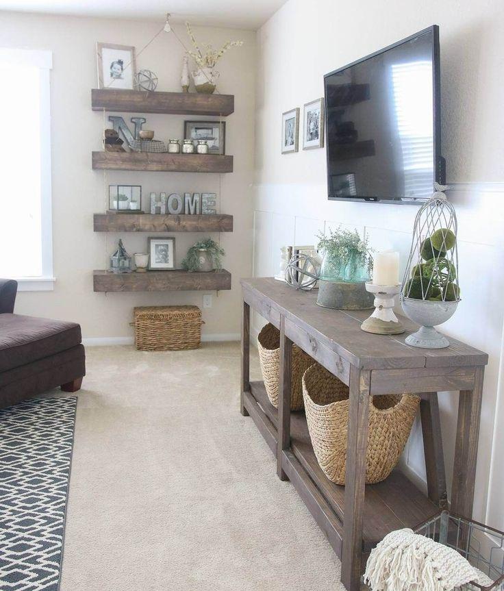 Best 25+ Tv tables ideas on Pinterest Decorating small living - interieur aus beton und aluminium urban wohnung