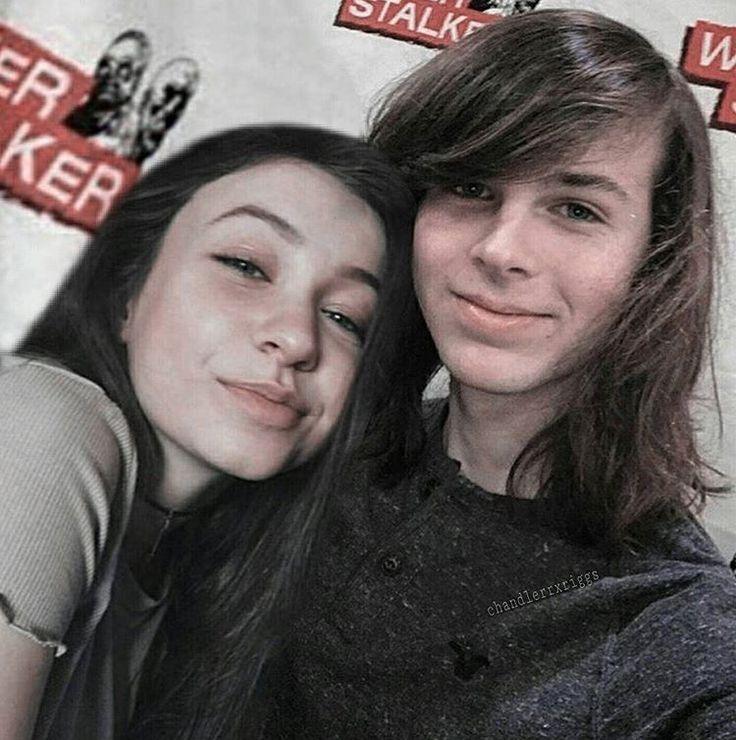 Chandler y Katelyn