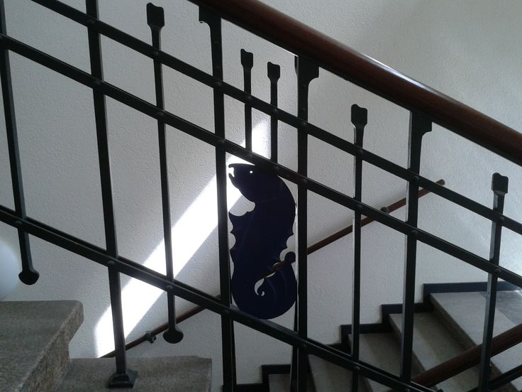 Staircase - detail