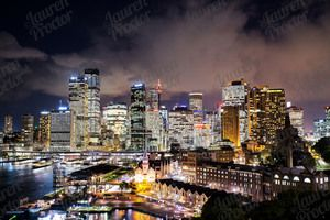 Sydney City Skyline, Australia - Nikon photography