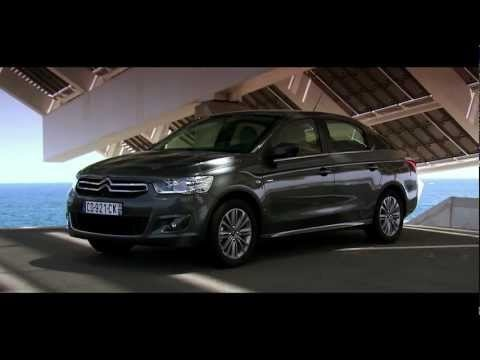 Citroën C-Élysée (Official video 2012)  http://c-elysee.citroen.com