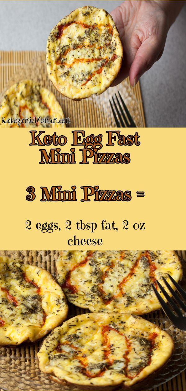 Lassen Sie sich die Pizza-Nacht nicht entgehen, nur weil Sie dem Ei-Fasten folgen! …