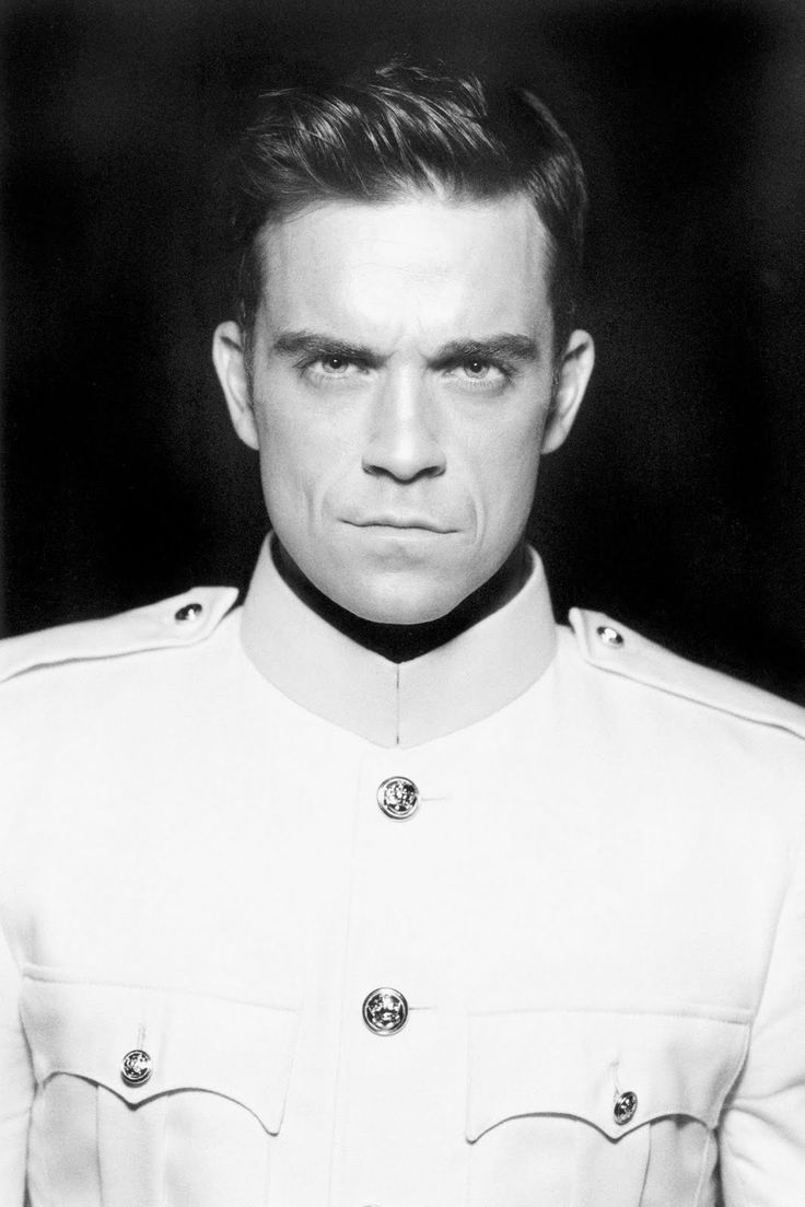 Robbie Williams from his video for Radio....one of my favs