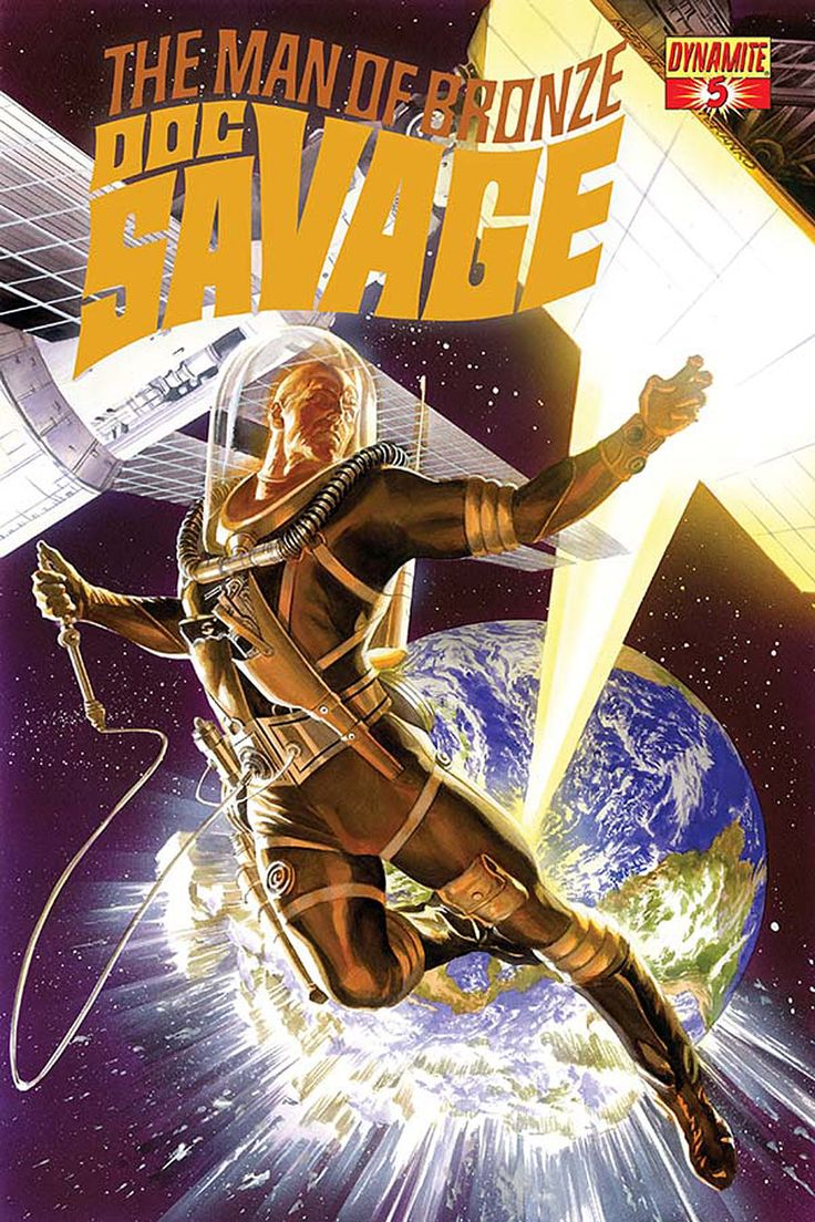 Doc Savage 5 - Alex Ross