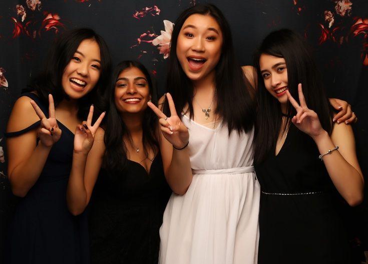 Auckland Girls Grammar Ball 2016. Love it! www.whitedoor.co.nz