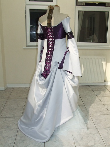 Aamirah's elvish dress