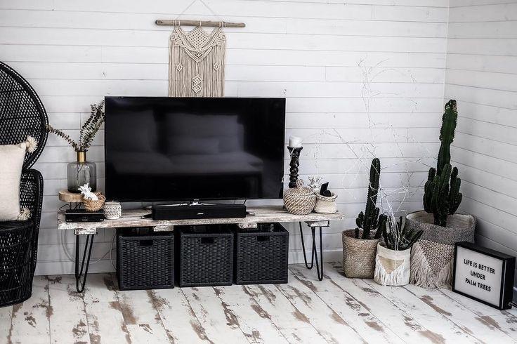 Pingl par tiffany sur home decor en 2019 deco meuble tv meuble tv et id e d co meuble tv - Meuble tiffany ...