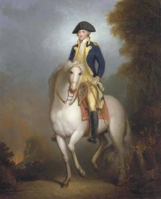 George Washington--Our nation's first and most revered Commander-in-Chief was also the consummate horseman. Perhaps no other President spent more time nor accomplished as much on horseback as GW