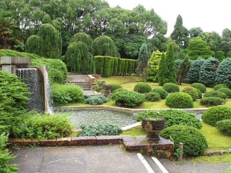 Kyoto_Botanical_Garden_-_sunken_garden.JPG 1.280×960 Pixel