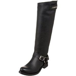 FRYE Women's Jenna Chain Tall Knee-High Boot from FRYE