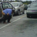 Best Of People Of Wal Mart (25 Pics) OMG peeing in the parking lot? Really?!? - shop online:) http://www.AmericasMall.com