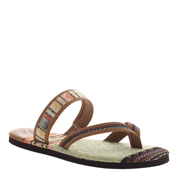 Women's Otbt Cokato Thong Sandal New