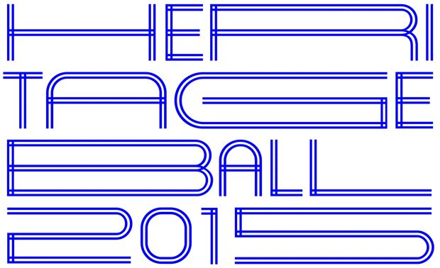 """This Awesome Typeface Stretches Like a Rubber Band—""""Herita-Geo""""; Details>"""